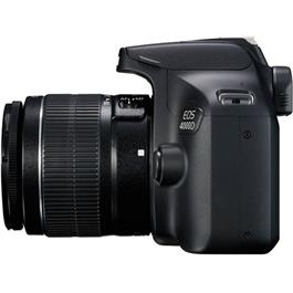 Canon EOS 4000D DSLR Body With EF-S 18-55mm III Lens Kit Thumbnail Image 5